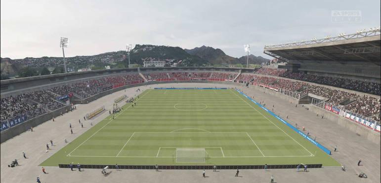 Al Jayeed Stadium - Genérico