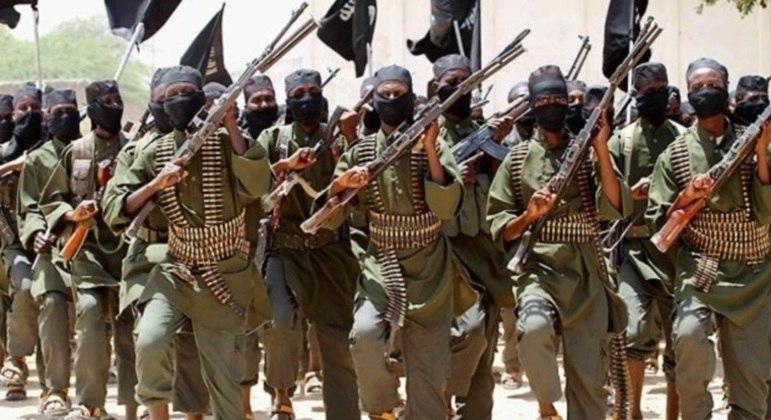 Alguns dos membros da Al-Qaeda
