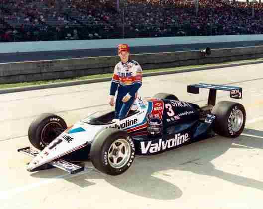 Al Unser Jr. travou duelos memoráveis e saiu com a vitória em 1992 e 1994