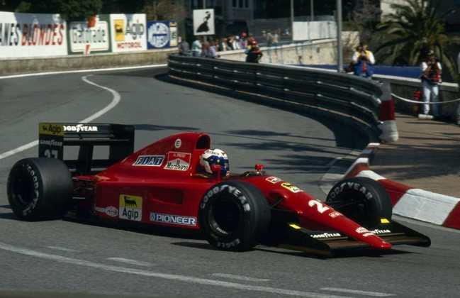Alain Prost foi demitido da Ferrari antes do fim de 1991 após fortes críticas feitas ao time. Gianni Morbidelli entrou no lugar.