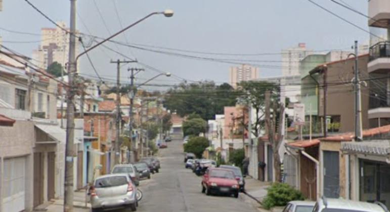 Veículo foi roubado de uma mulher na alameda São Caetano, na região metropolitana de São Paulo