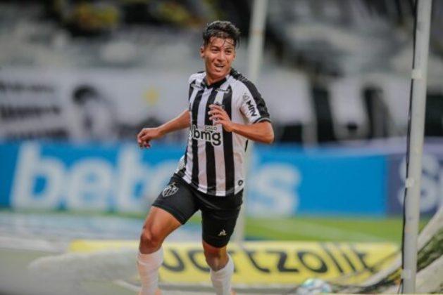 Alan Franco (Atlético Mineiro) - Meia do Galo, servirá a seleção equatoriana e será desfalque para Sampaoli durante a Data FIFA.