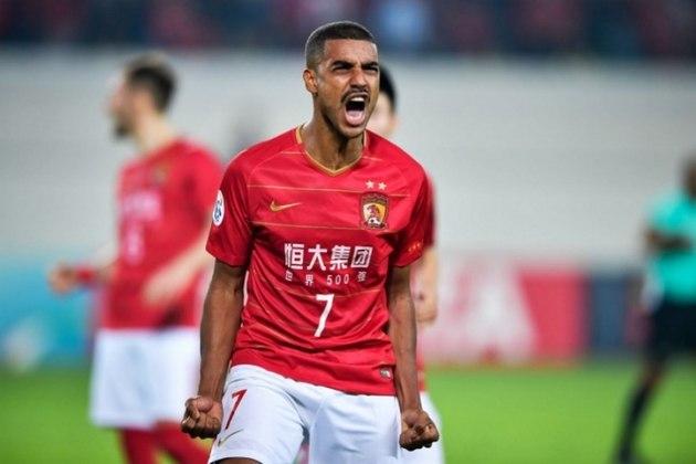 Alan - há três temporadas no Guangzhou Evergrande