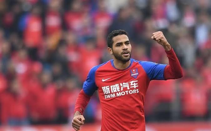 Alan Kardec (32 anos) - atacante - Time: Chongqing Dangdai Lifan - contrato até dezembro de 2022