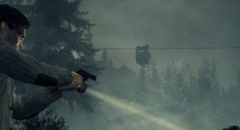 Alan Wake Remastered é mostrado pela primeira vez em trailer