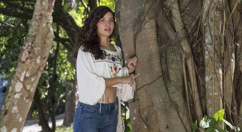 """Alanis Guillen, a nova Juma de """"Pantanal"""", novela que também irá ao ar toda gravada"""