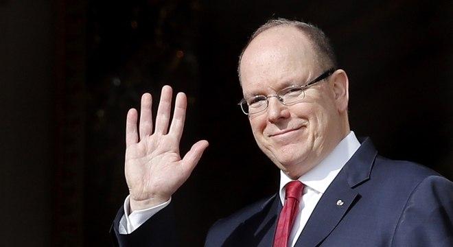 Príncipe Albert ,62, é maior autoridade do principado de Mônaco