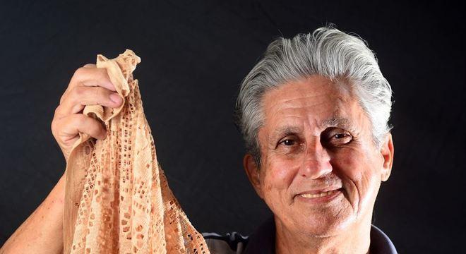 Alberto de Souza Lopes atrela a felcidade à saúde e à gratidão
