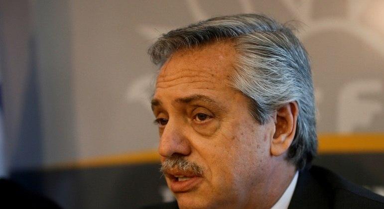 Panorama da pandemia na região fez Fernández mudar os planos da cúpula