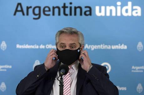 Argentina decreta fim da quarentena