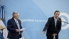 Alberto Fernández reivindica soberania argentina das Malvinas