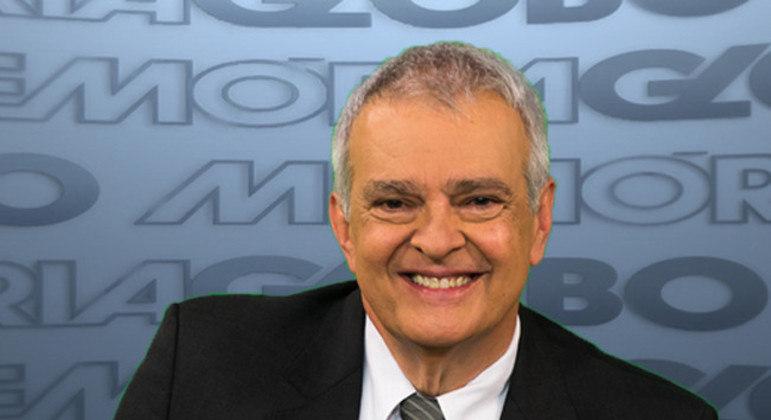 Alberto Gaspar deixou a TV Globo nesta última quinta-feira
