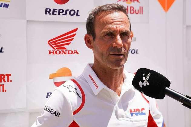 Alberto Puig, chefe da Honda