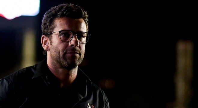 Valentim não resistiu a mais um resultado ruim no Vasco