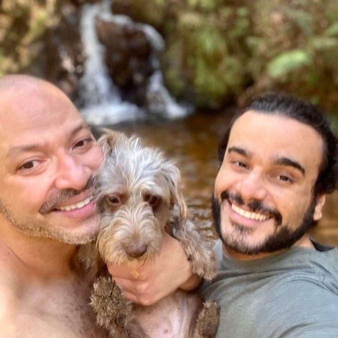 Alberto e Thiago compraram uma casa em Indaiatuba e se mudarão em um mês