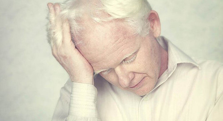 Pessoa albina