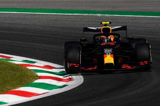 Albon foi 1s6 mais lento que Hamilton, o mais veloz do dia em Monza