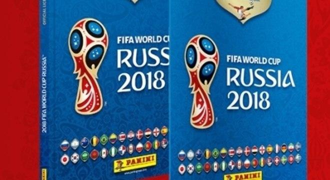 Álbum de figurinhas da Copa do Mundo 2018 será lançado domingo ... ba27ec1c948b7