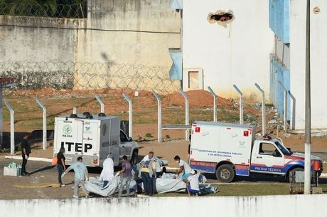 Em janeiro, ao menos 26 detentos foram mortos