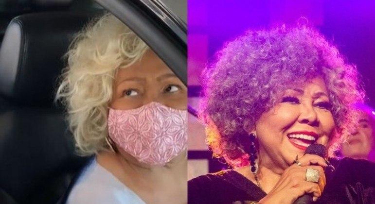 Cantora celebrou momento especial por meio de vídeo compartilhado nas redes sociais