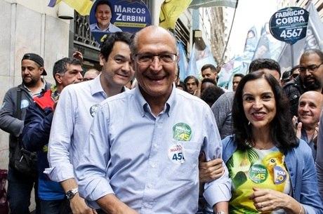 Alckmin teria recebido R$ 2 milhões em propina