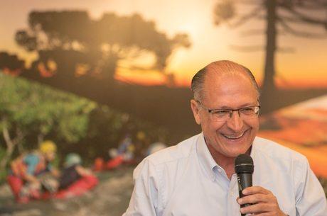 Alckmin diz que Meirelles não será vice