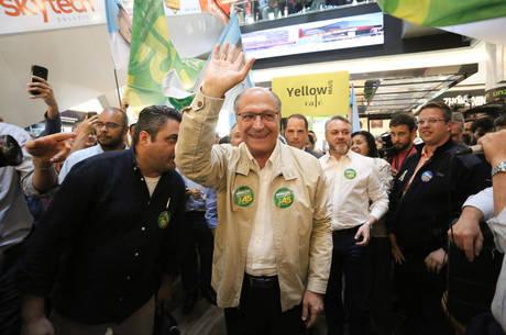 Alckmin decide retomar críticas a Bolsonaro