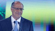 Alckmin admite sair do PSDB por candidatura ao Governo de SP