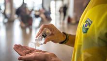 Três em cada quatro atletas do país tomaram vacina contra covid-19