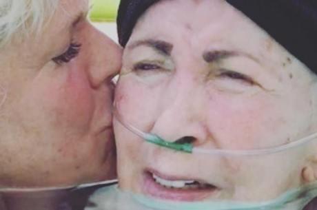Alda Meneghel sofria de Mal de Parkinson