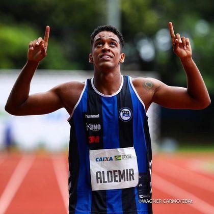 Aldemir Gomes200 m rasos