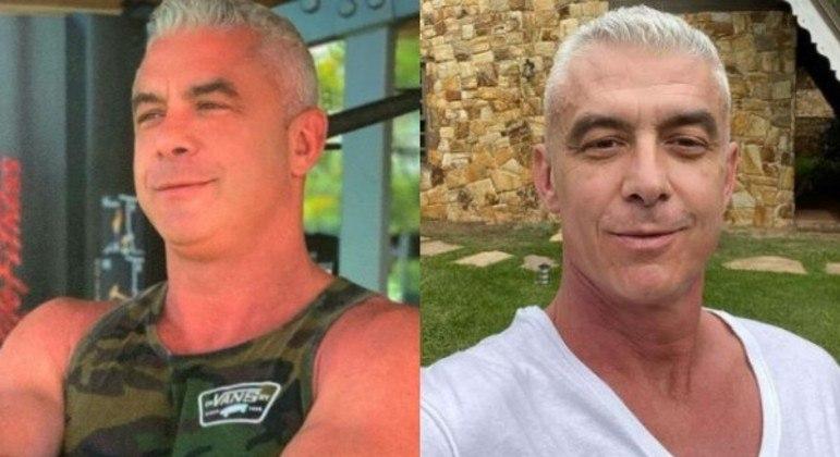 Empresário Alexandre Correa perdeu mais de 18 quilos desde o início do tratamento