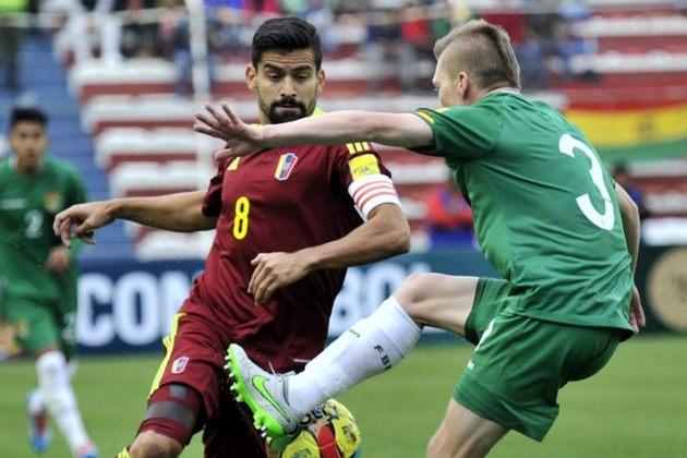 Alejandro Chumacero, meia da seleção boliviana, está sem clube desde que deixou o Puebla FC, do México, no início deste ano.