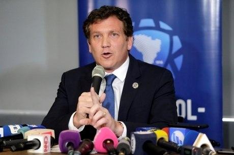 Alejandro Dominguez presidente Conmebol