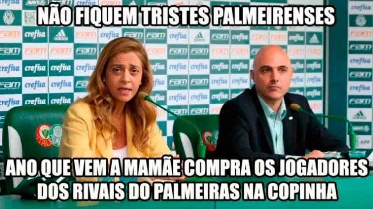 Além das zoações com o Mundial, o Palmeiras sofre por nunca ter conquistado a Copa São Paulo de Futebol Júnior