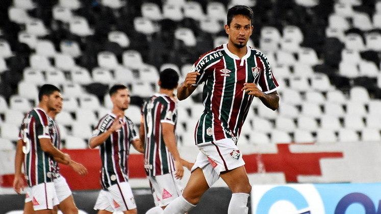 Além de Fred, apresentado durante a paralisação do futebol, o Fluminense ainda contratou naquele segundo semestre o lateral-esquerdo Danilo Barcelos e o atacante Lucca.