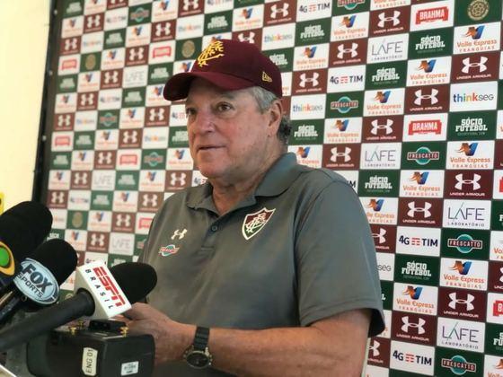 Além de Roth, Abel Braga também dirigiu pelo menos três vezes um clube gaúcho e outro carioca. No Fluminense, é o segundo treinador com mais partidas. Pelo Inter, ficou marcado pelas conquistas da Libertadores e Mundial, em 2006