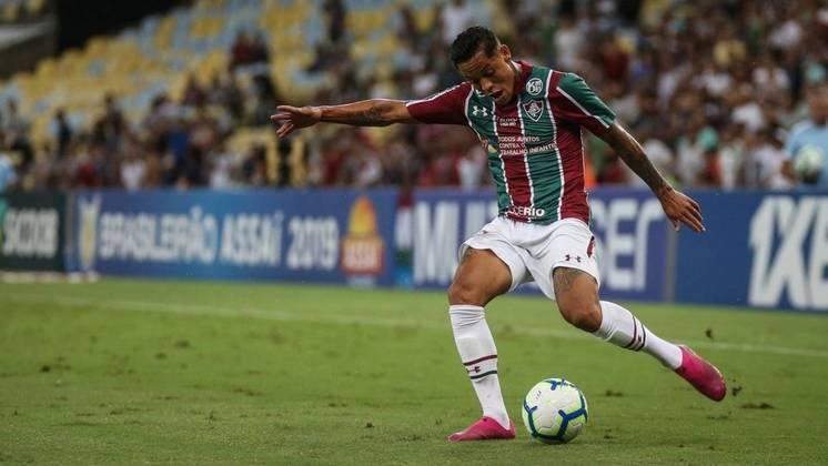 Além dele, Orinho também deixou o Fluminense