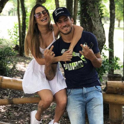 Além disso, Babi também já teve um relacionamento com Marcinho, que passou por São Paulo, Athletico-PR, entre outros, e hoje está no Botafogo. Os dois chegaram a ficar noivos e tiveram um filho, mas se separaram antes do casamento acontecer.