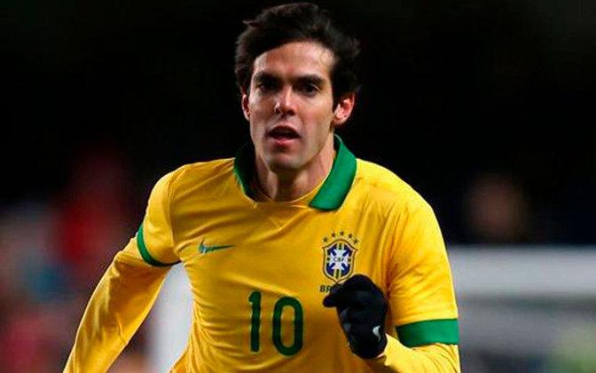 Além disso foi eleito o melhor do mundo em 2007. Conquistou Champions League e Mundial de Clubes pelo Milan