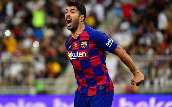 Além do atacante do Bayern, outros dois atacantes aparecem na mesma marca de partidas. Luís Suárez também atingiu os 14 gols com 22 jogos na Liga dos Campeões.