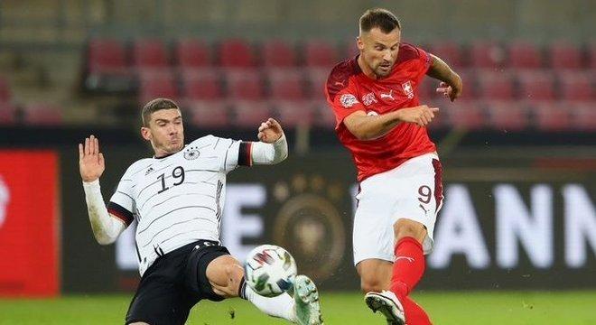 Alemanha 3 X 3 Suíça