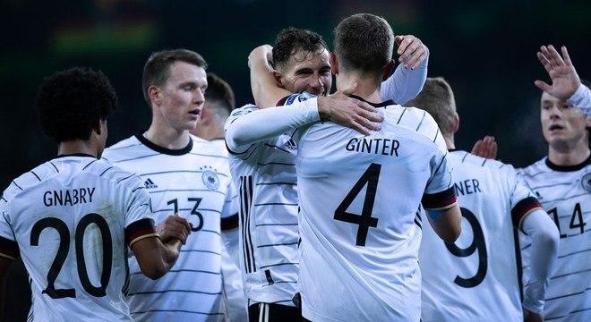 Alemanha, a líder do Grupo C