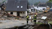 Alemanha e Bélgica avaliam estragos após chuvas intensas