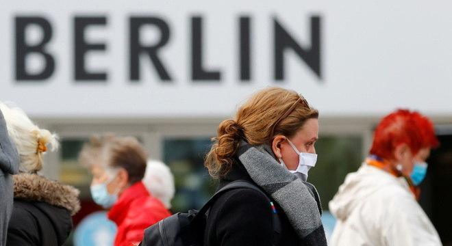 Alemanha teve segundo maior número de casos de covid nas últimas 24 horas