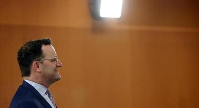 Ministro da Saúde da Alemanha, Jens Spahn
