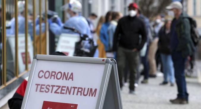 Viajantes terão que apresentar testes para entrar na Alemanha
