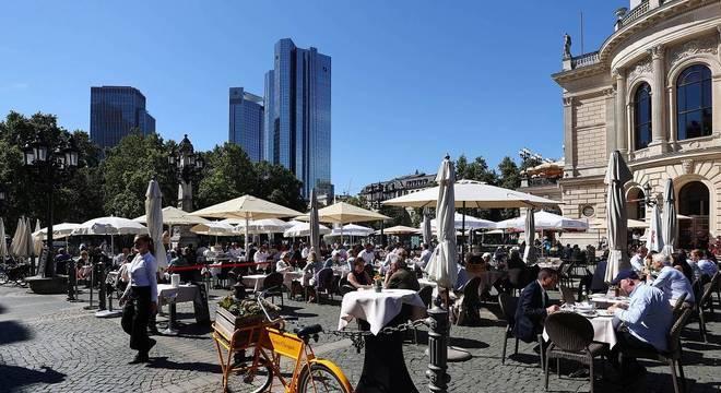 Alemanha viu número de novos casos crescerem nas últimas semanas