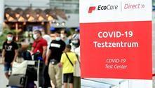 Alemanha vai impor testes a viajantes não vacinados a partir de agosto