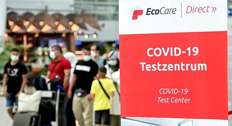 Viajantes que entrarem na Alemanha a partir de 1° de agosto precisarão realizar testes de covid